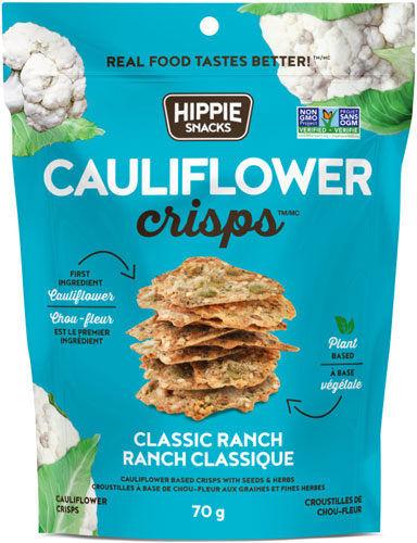 Herbaceous Cauliflower Snacks