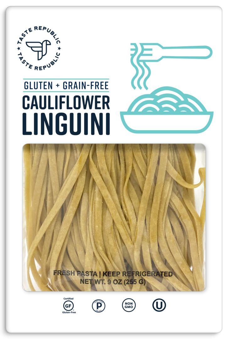 Gluten-Free Cauliflower Linguinis