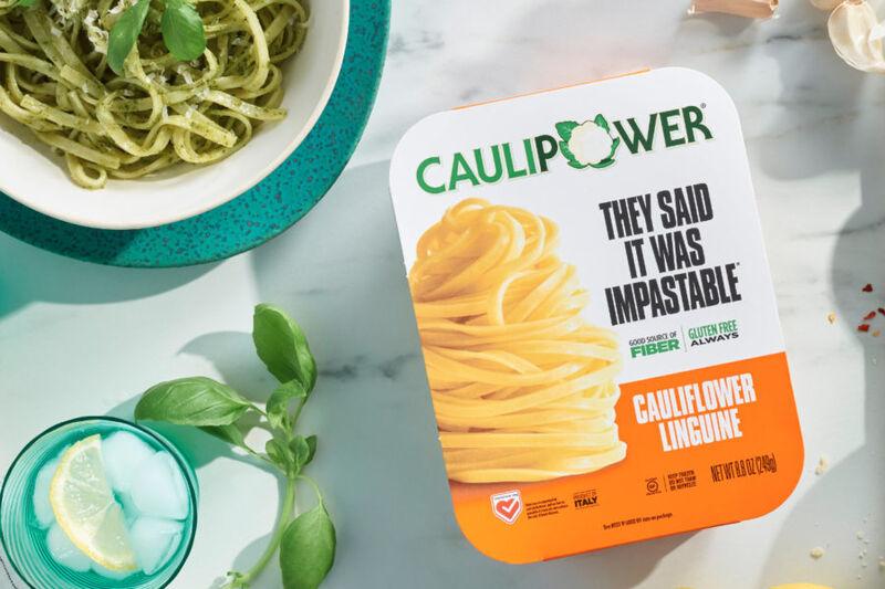 Gluten-Free Cauliflower Pastas