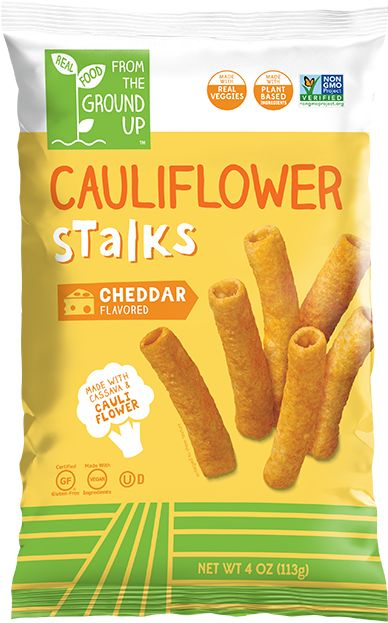 Cheesy Cauliflower Sticks