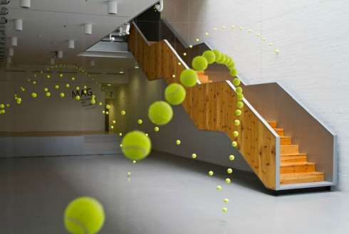 Bouncing Ball Artwork
