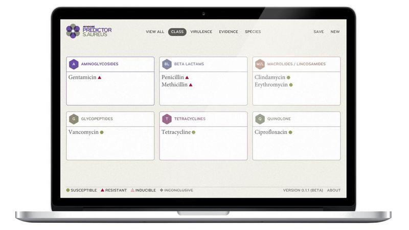 Drug Resistance-Predicting Software
