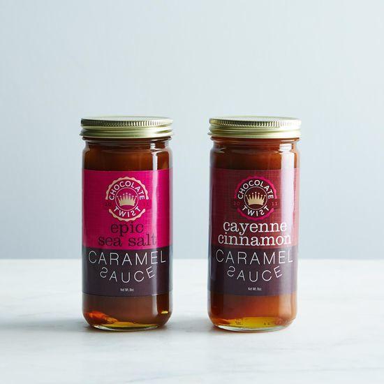 Cayenne Cinnamon Caramel Sauces