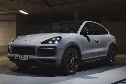 Power-Focused Next-Gen SUVs