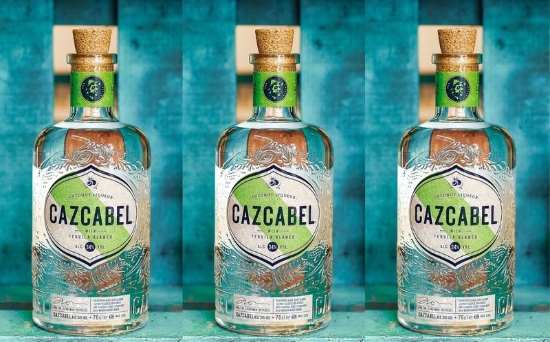 Tropical Coconut-Flavored Tequilas