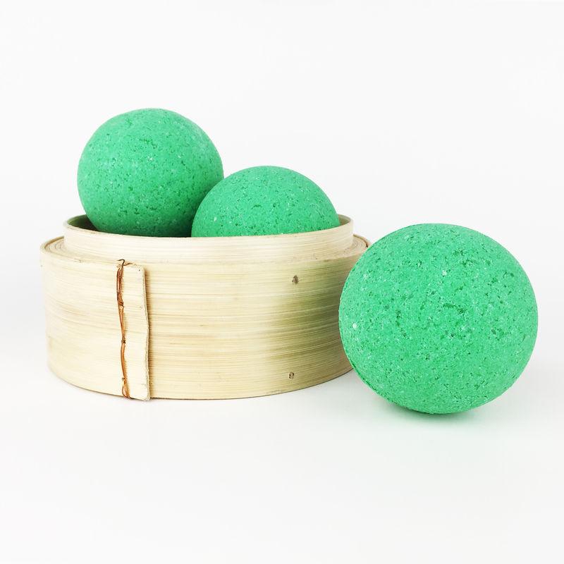 Anxiety-Reducing CBD Bath Bombs