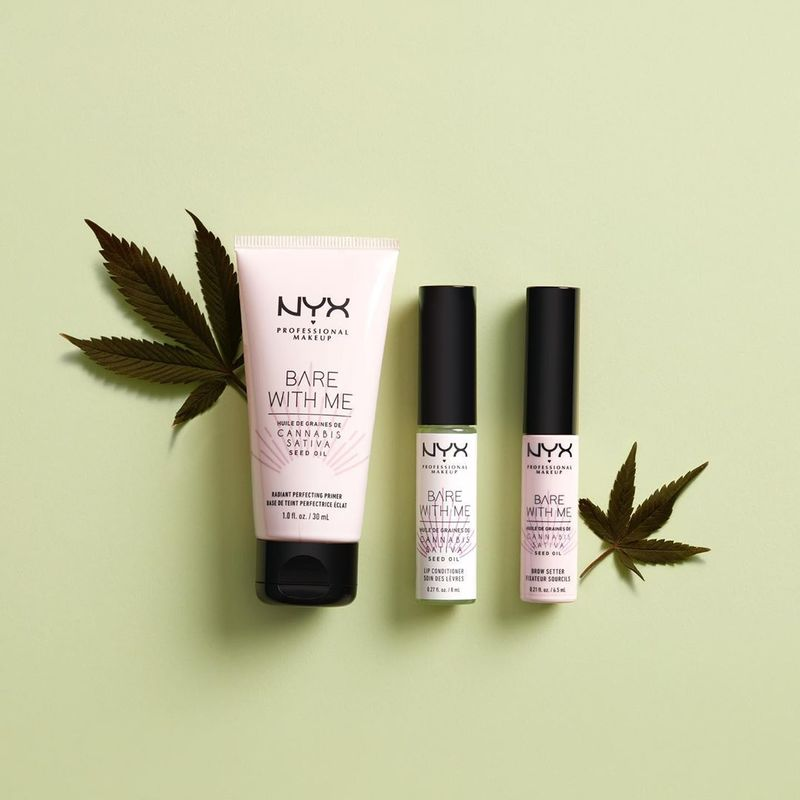 Priming CBD Beauty Products