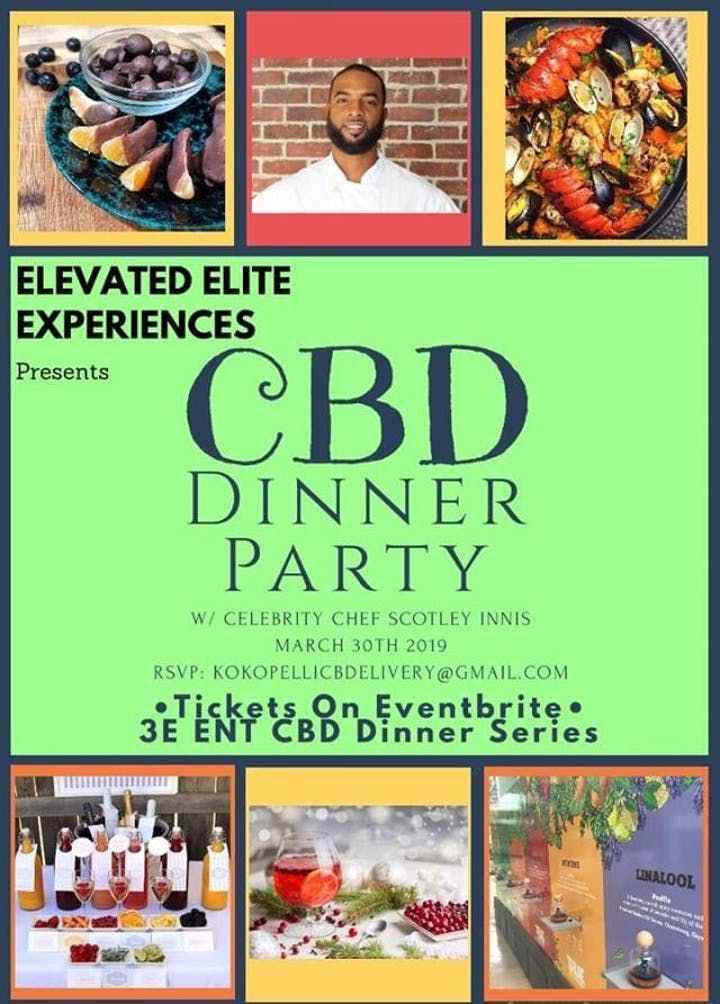 Artisan CBD Dinner Parties