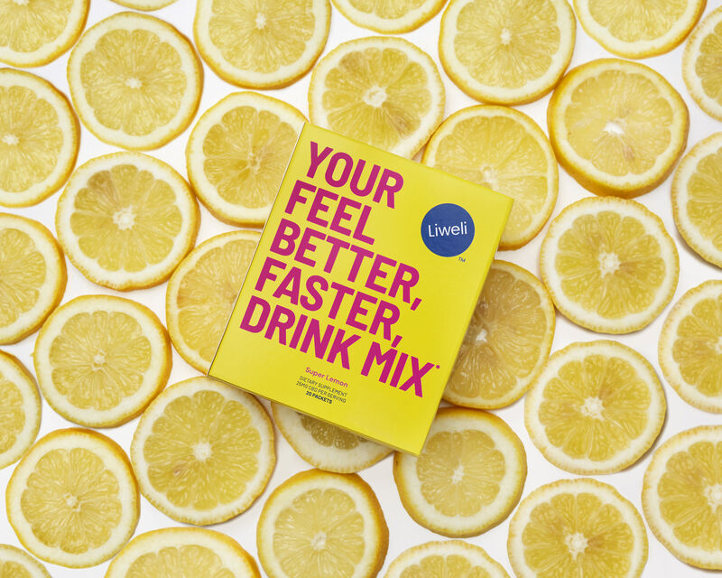 Plant-Based CBD Drink Mixes