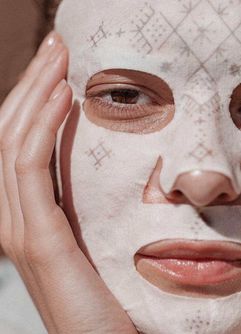 CBD Sheet Masks