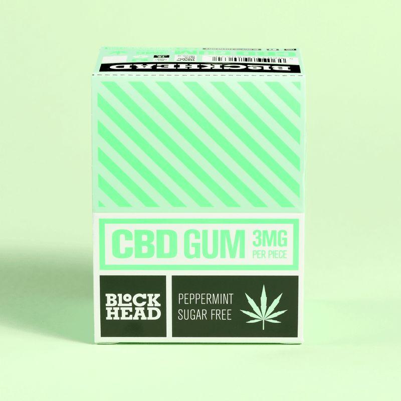 CBD-Infused Gums
