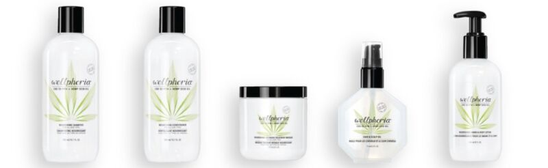 Hemp Oil Haircare Products