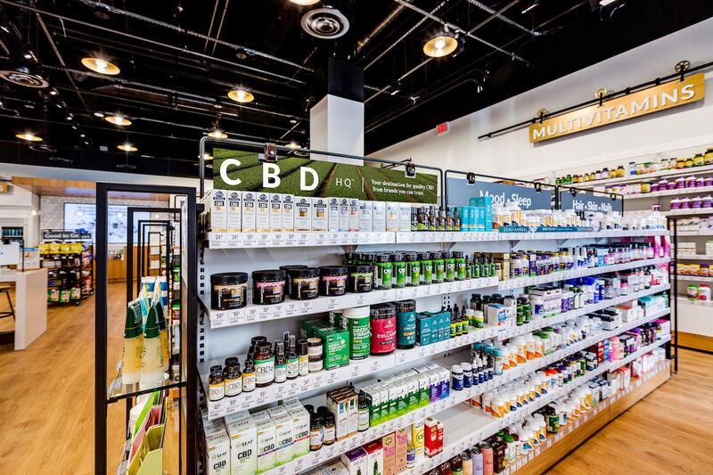 In-Store CBD Concepts