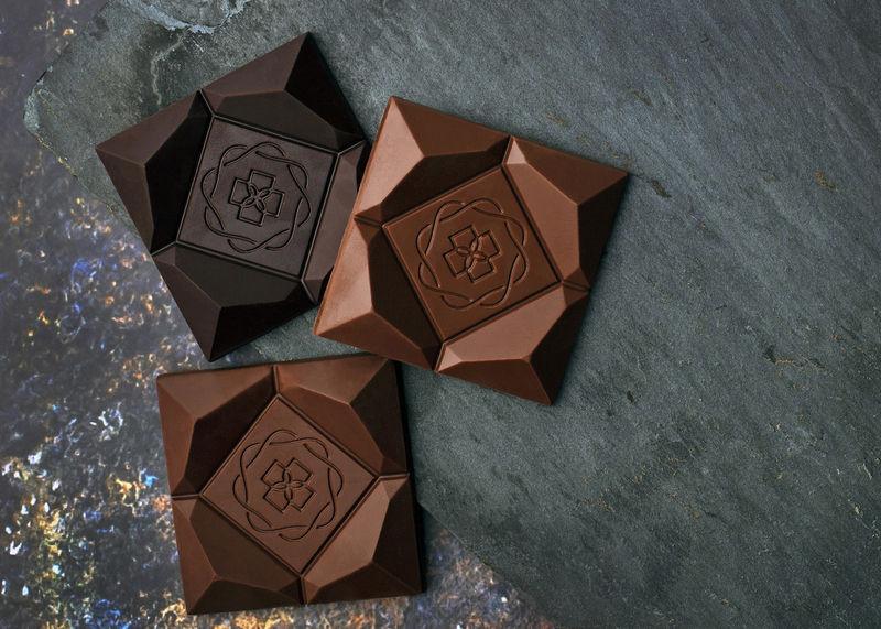 CBD-Infused Swiss Chocolates