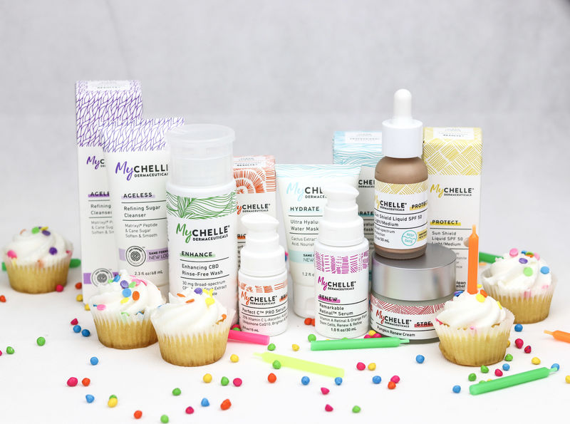 Clean CBD-Infused Skincare