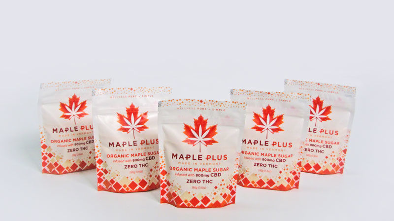 CBD-Infused Maple Sweeteners