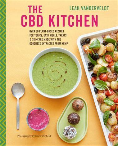 Plant-Based CBD Wellness Cookbooks