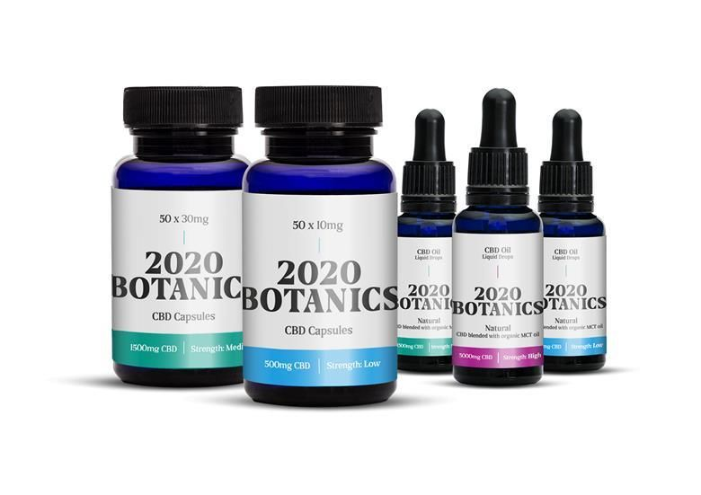 Accessible CBD Oil Ranges
