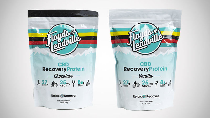 CBD-Infused Protein Supplements