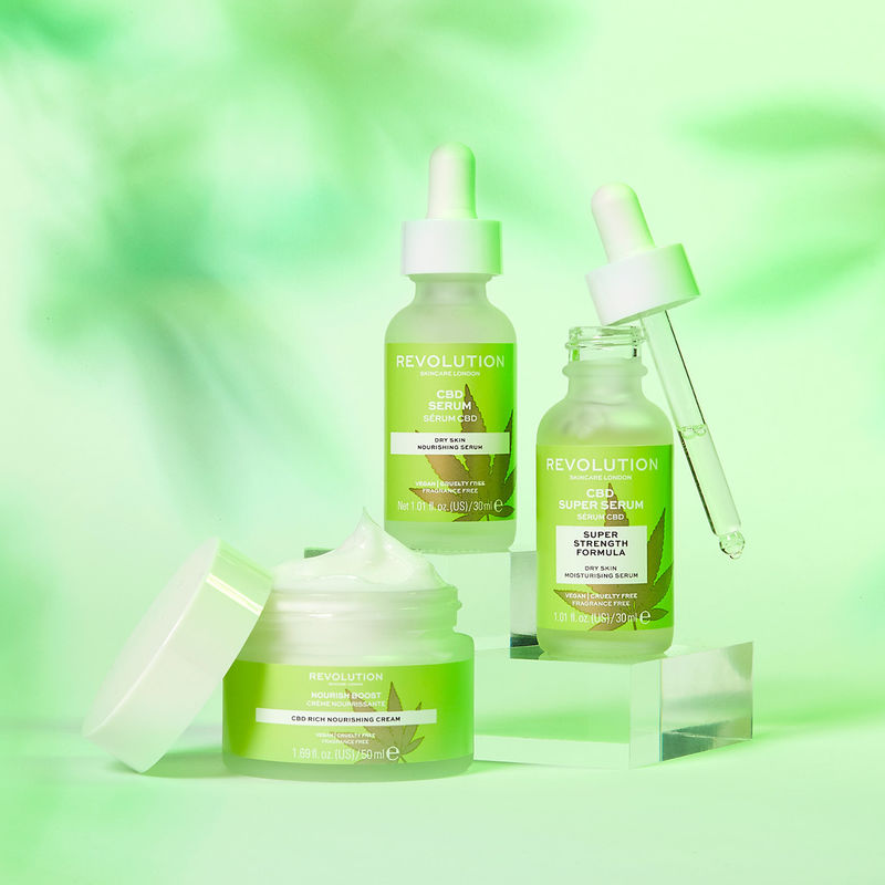 Targeted CBD Skincare