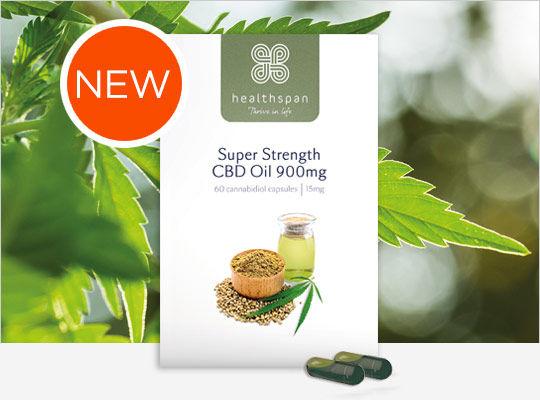 All-Natural CBD Supplements
