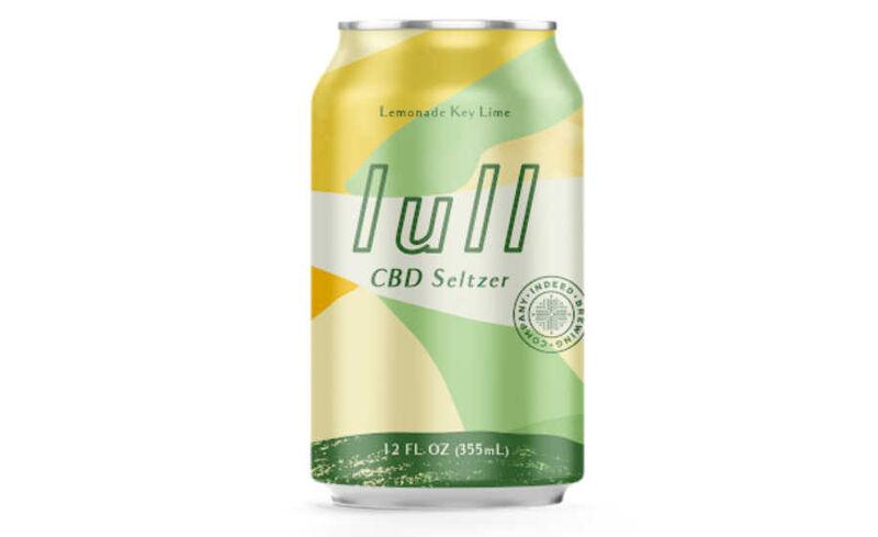Non-Alcoholic CBD Seltzers