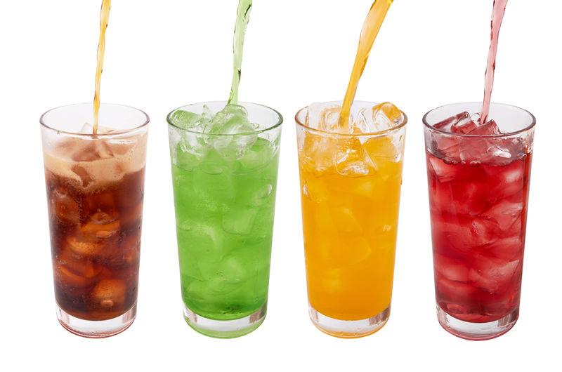 CBD-Infused Sodas
