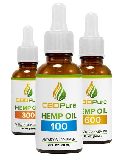 Pain-Relieving Hemp Oils