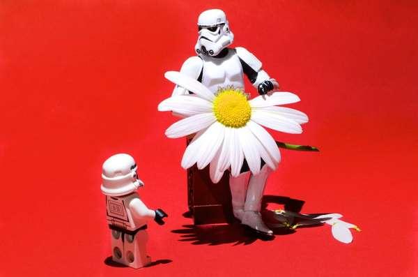 Comedic Stormtrooper Captures