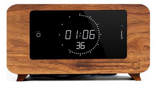 Smartphone Clock Docks Cdock Clock