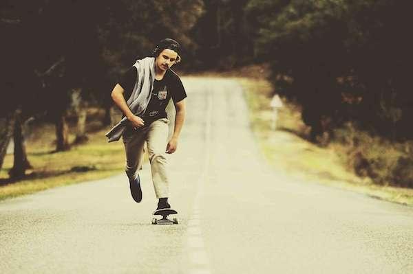 Skater Lifestyle Lookbooks