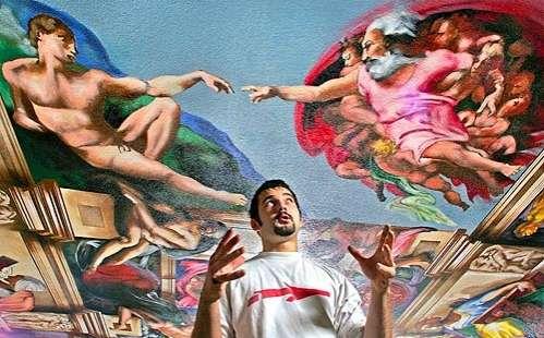 Top 7 Ceilings of Opportunity + Sistine Chapel Parking Garage