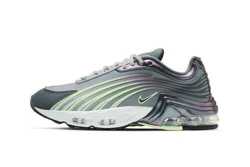 Retro Iridescent Sneaker Hues