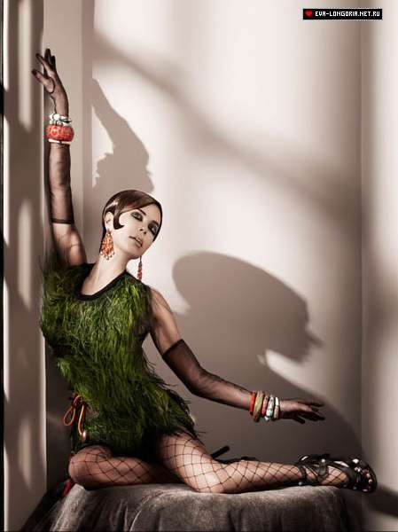 Flapper Girl Editorials