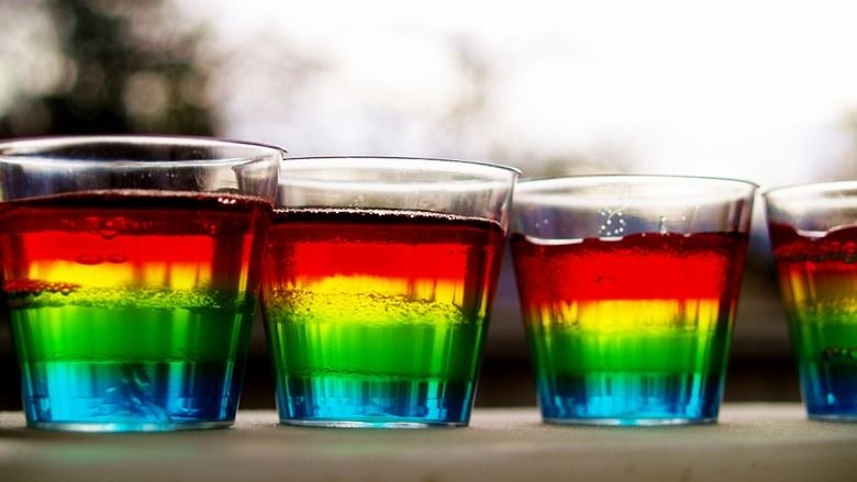 DIY Rainbow Shooters