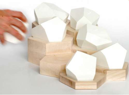 Modern Pillowy Pillboxes