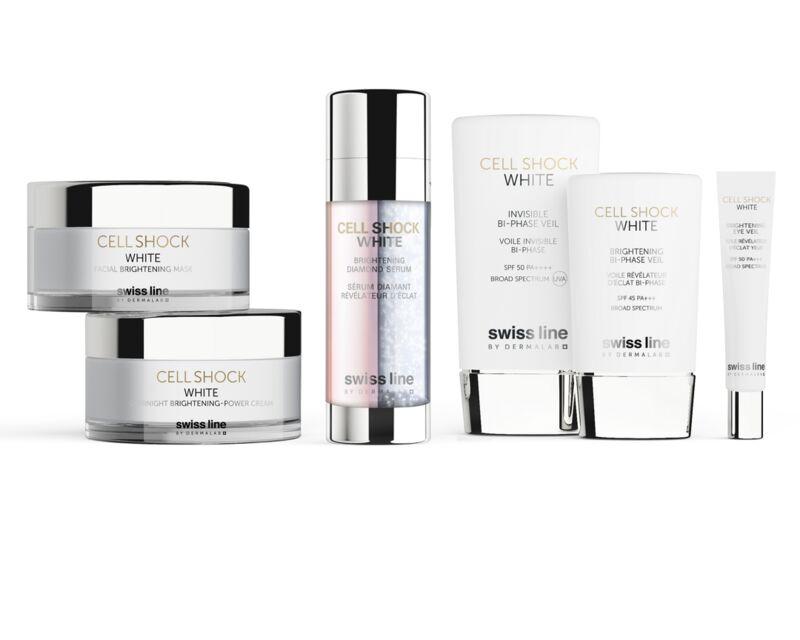 Advanced Brightening Skincare Ranges