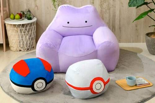 Cartoon-Themed Playful Furniture Designs
