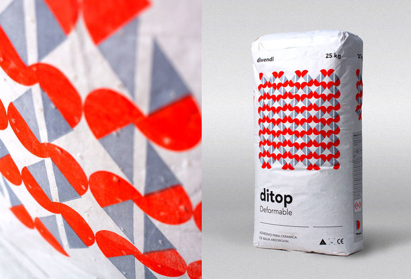 Modernistic Cement Packaging