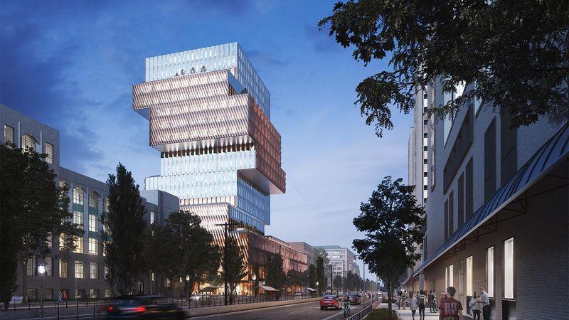 Carbon-Neutral University Buildings