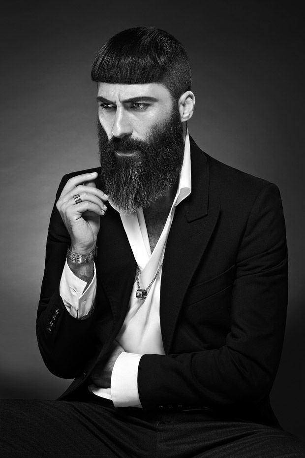 Bearded Accessory Ads