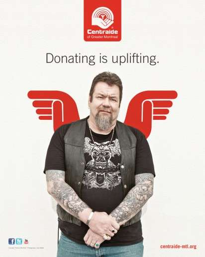Angelic Donor Ads
