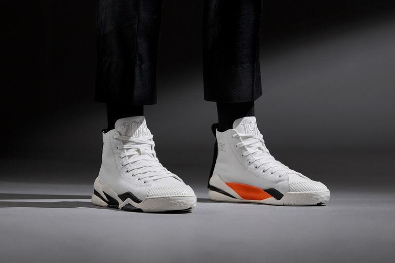 Era-Blending Sneaker Designs
