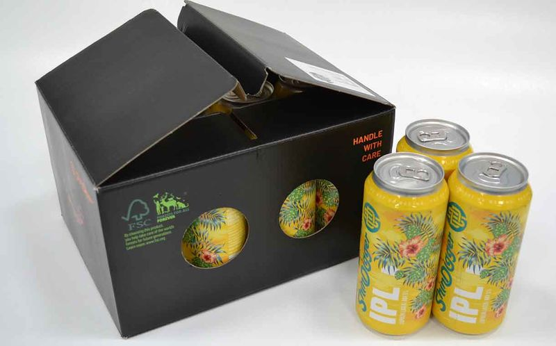 Eco-Friendly Beer Packaging