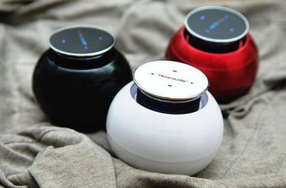 Cord-Free Portable Speakers