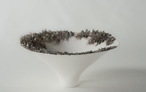 Fibrous Ceramic Hybrids