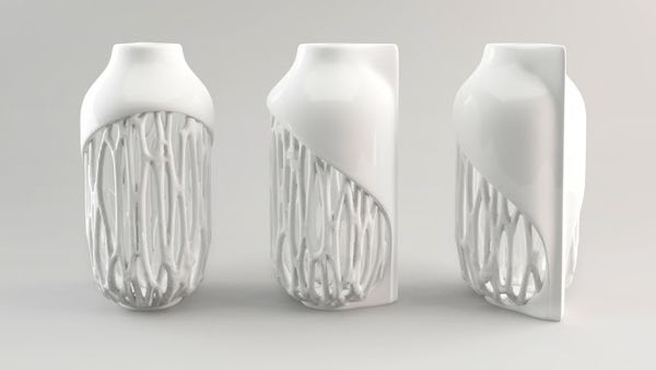 Tremendously Textured Vessels