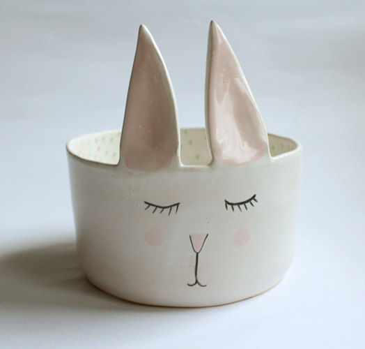 Minimalist Animal Ceramic Dishes