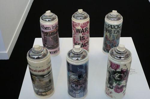 Ceramic Spray Cans