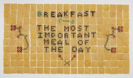 Stitched Breakfast Meals